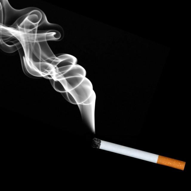 """""""Cigarette"""" stock image"""