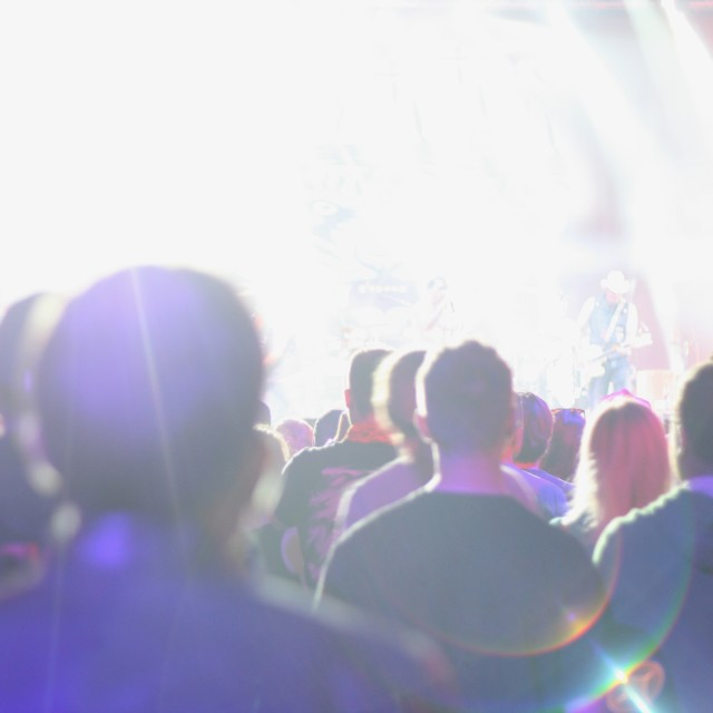"""Concert"" stock image"