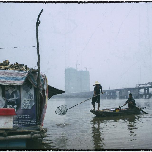 """Hanoi - Vietnam"" stock image"
