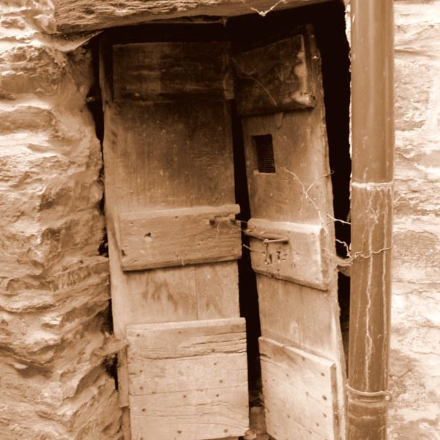 """""""An Italian Doorway"""" stock image"""