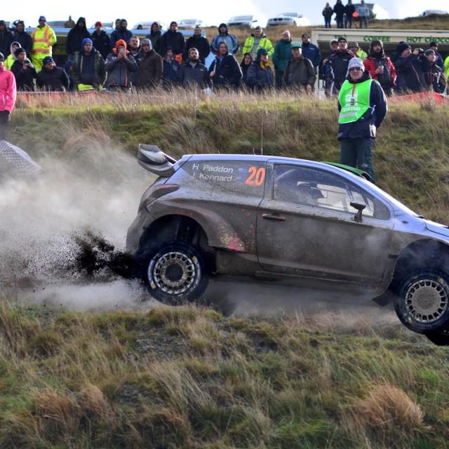 """WRC 2014 2"" stock image"