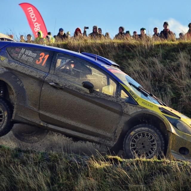 """WRC 2014 4"" stock image"