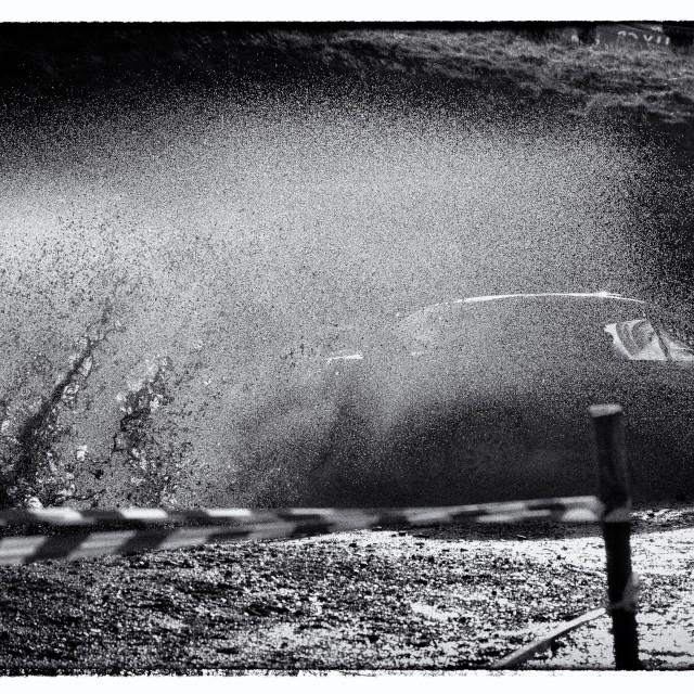 """WRC 2014 6"" stock image"