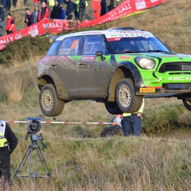 """WRC 2014 7"" stock image"