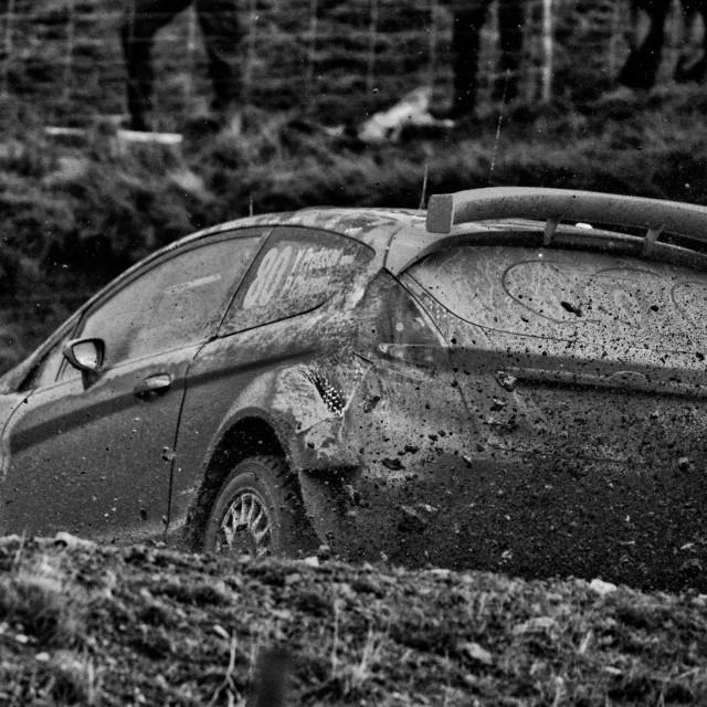 """WRC 2014 9"" stock image"
