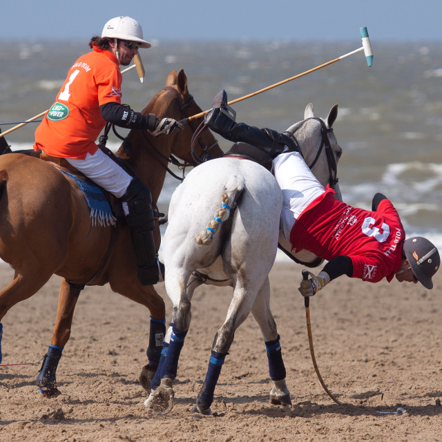 """beachpolo"" stock image"