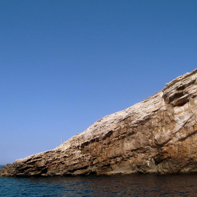 """Cliffs"" stock image"