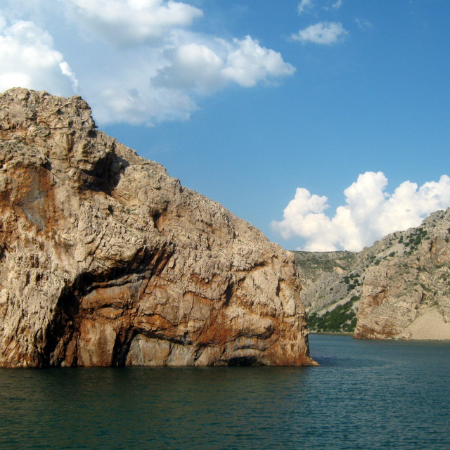 """Zrmanja river canyon"" stock image"