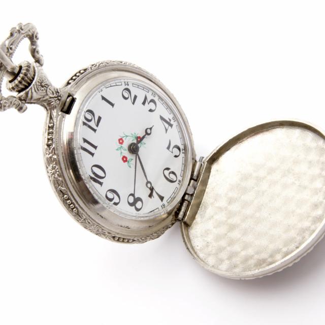 """Vintage Pocket Watch"" stock image"