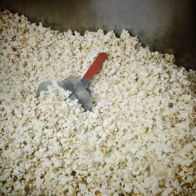 """Popcorn"" stock image"