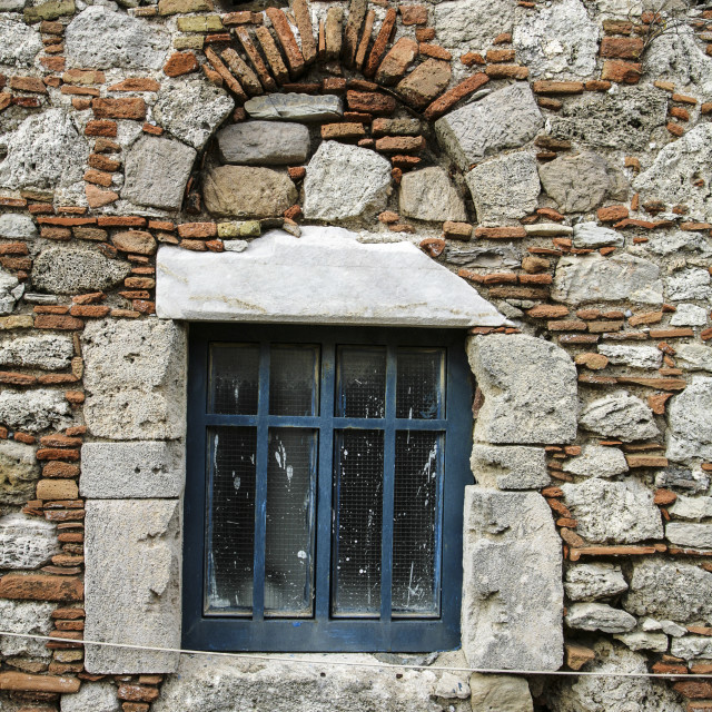 """The window"" stock image"