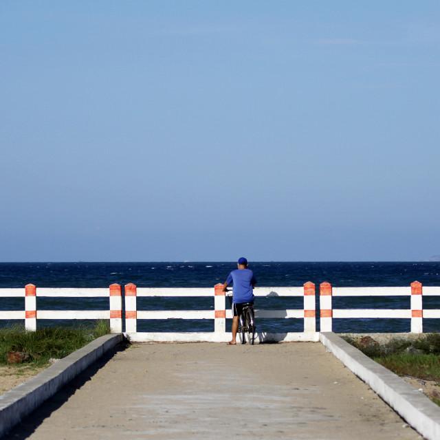 """""""Nha Trang Beach, Vietnam"""" stock image"""
