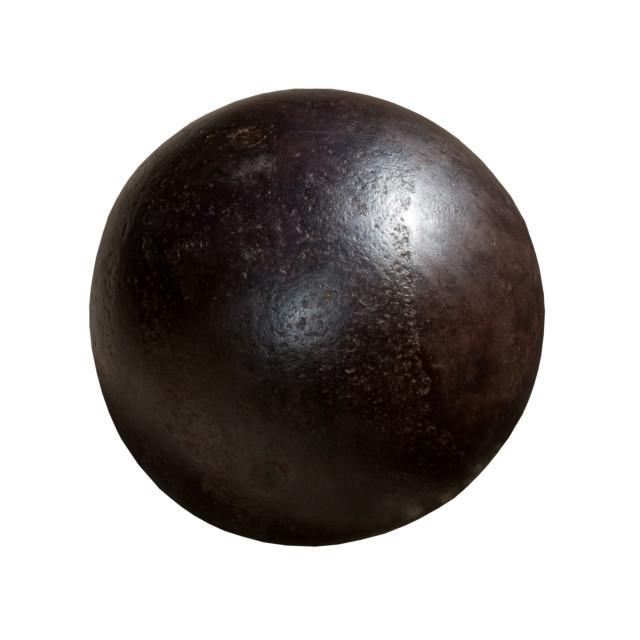 """""""Iron sphere"""" stock image"""