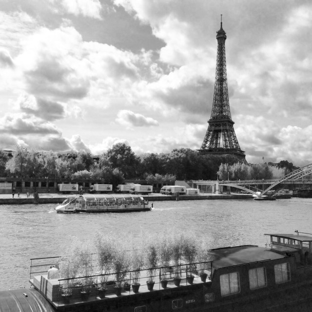 """Eiffel"" stock image"