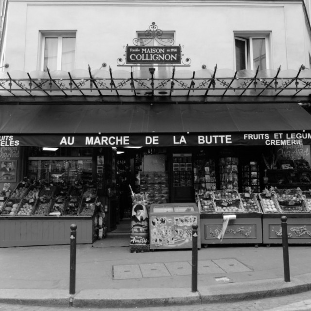 """""""Marché"""" stock image"""