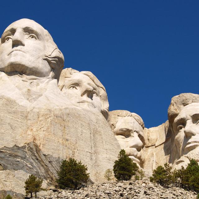 """Mount Rushmore"" stock image"