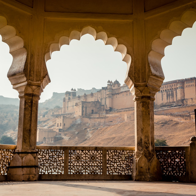 """Indian Fort"" stock image"
