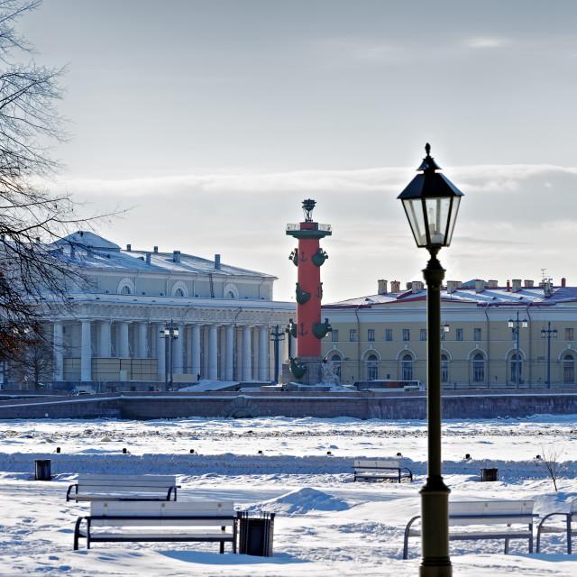 """Saint Petersburg"" stock image"