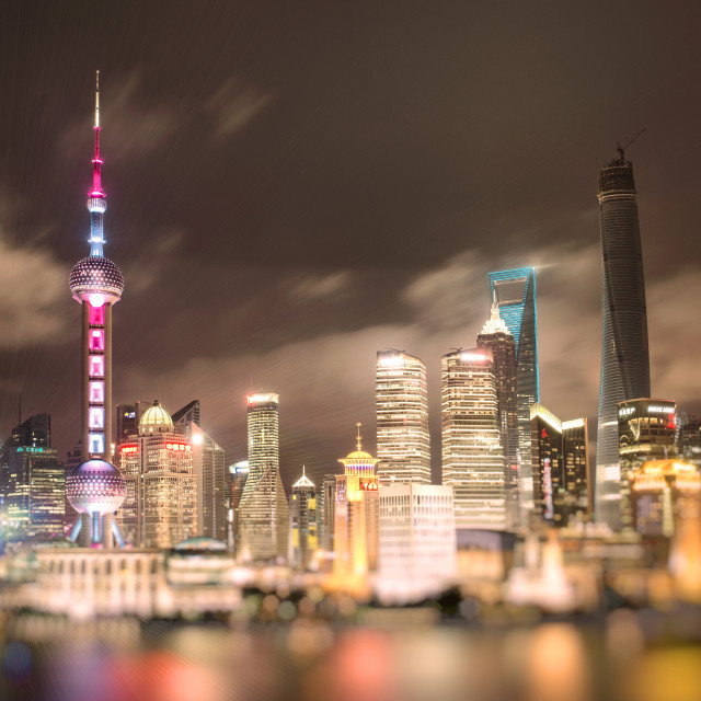 """Ignition (Shanghai)"" stock image"