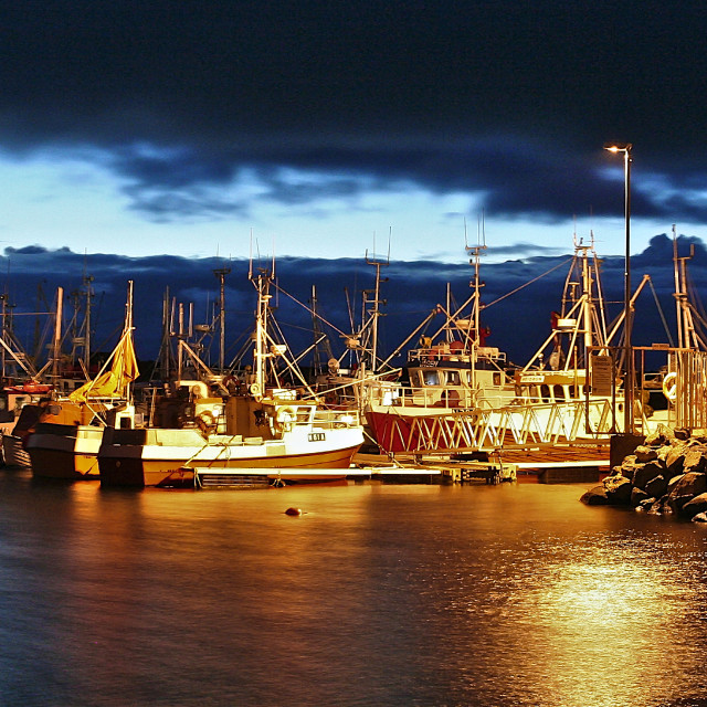 """""""Harbour"""" stock image"""