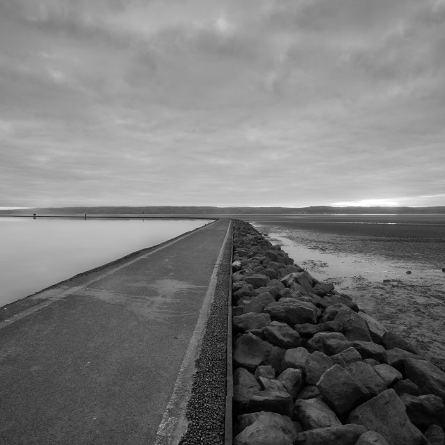 """West Kirby"" stock image"