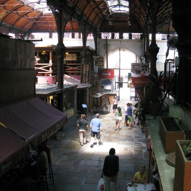 """""""Uruguay Market"""" stock image"""