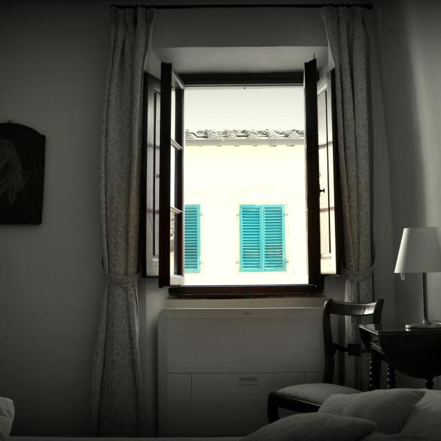 """Window on Windows"" stock image"