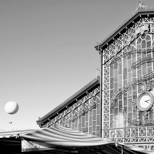 """Turin - Porta Palazzo Market"" stock image"