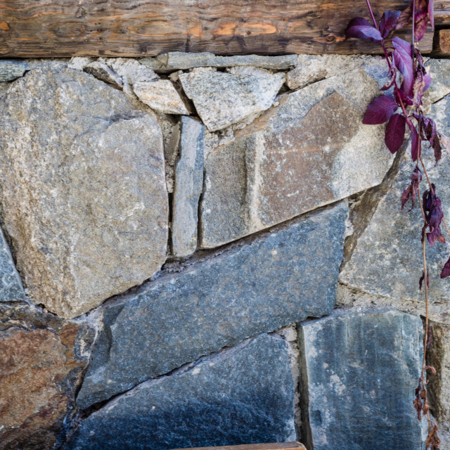 """old stone wall texture background"" stock image"
