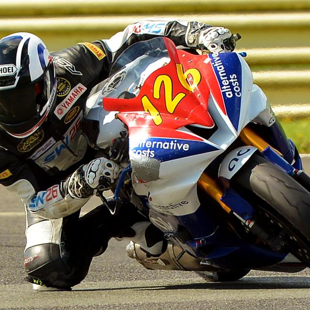 """""""Formula Bikes"""" stock image"""
