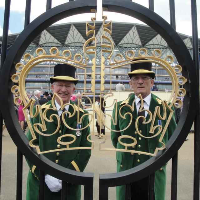 """""""Royal ascot"""" stock image"""