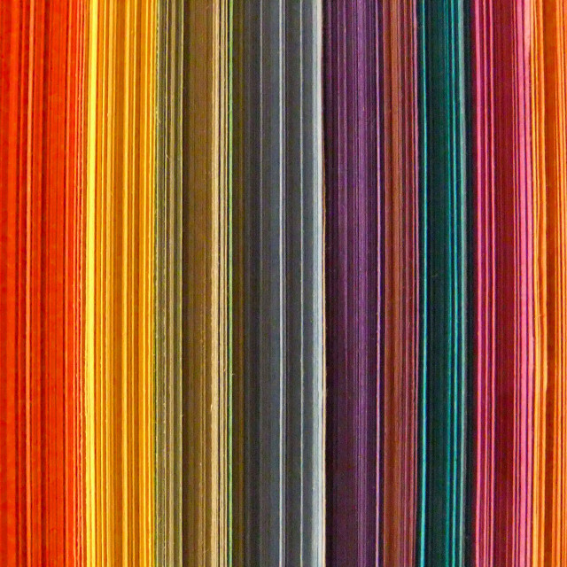 """""""Coloured paper"""" stock image"""