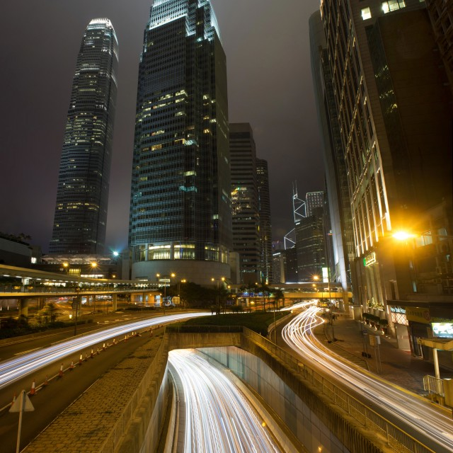 """Hong Kong Central"" stock image"