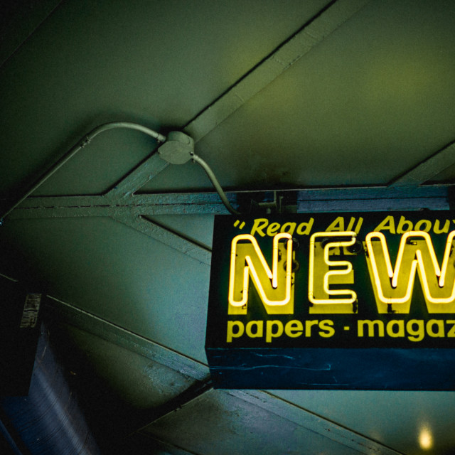 """News!!"" stock image"