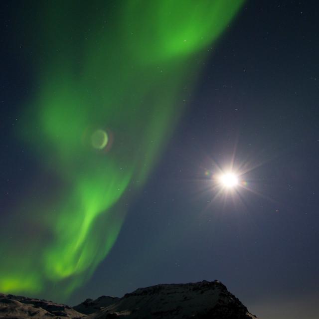 """Aurora II"" stock image"