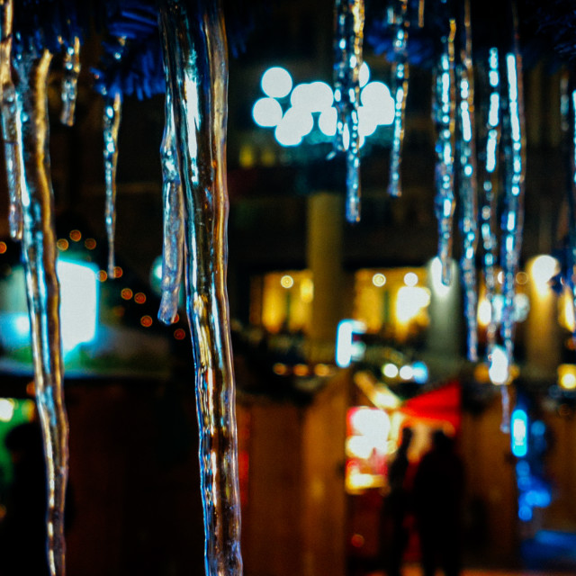 """""""Merry Christmas (V.2)"""" stock image"""