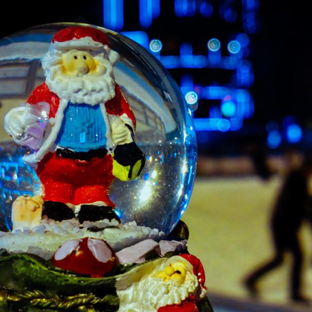 """""""Merry Christmas (V.3)"""" stock image"""