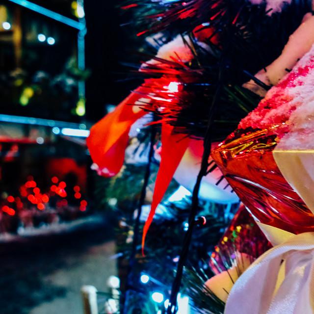 """""""Merry Christmas (V.5)"""" stock image"""