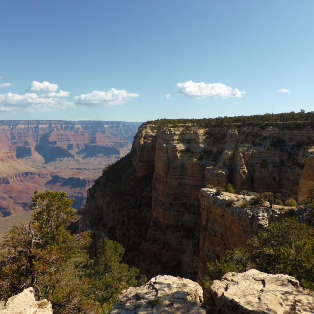 """""""The Grand Canyon"""" stock image"""