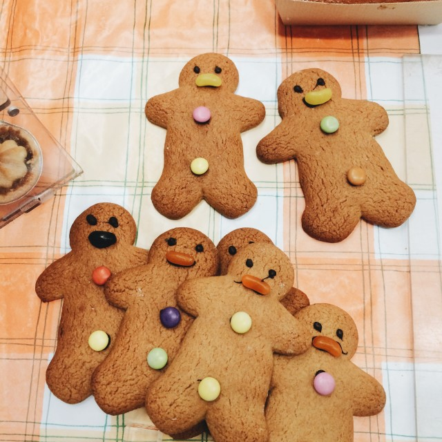 """gingerbread"" stock image"