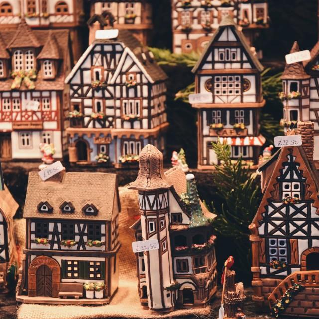"""tiny houses"" stock image"