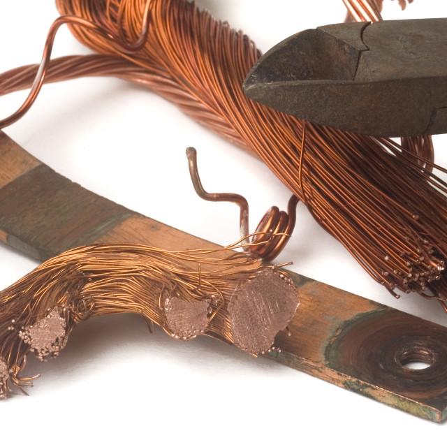 """Copper"" stock image"