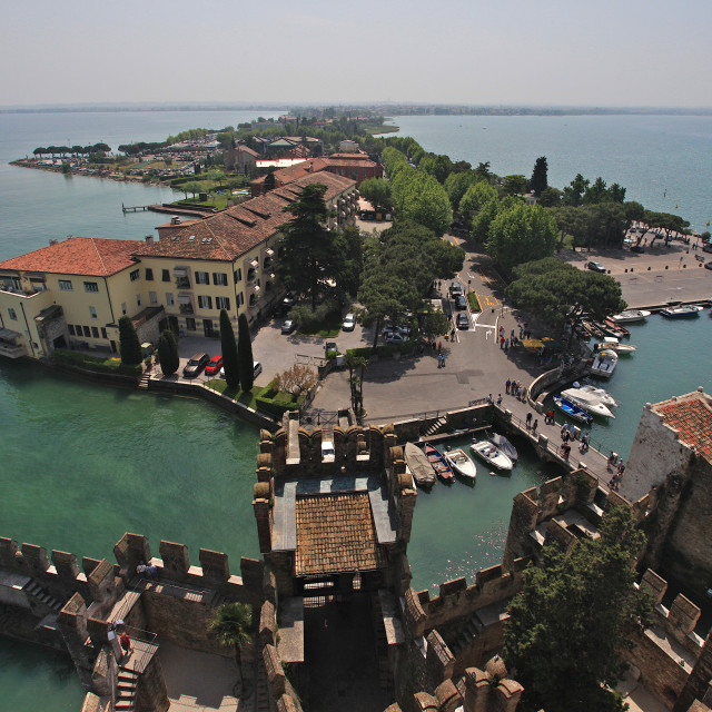 """""""Sirmione"""" stock image"""