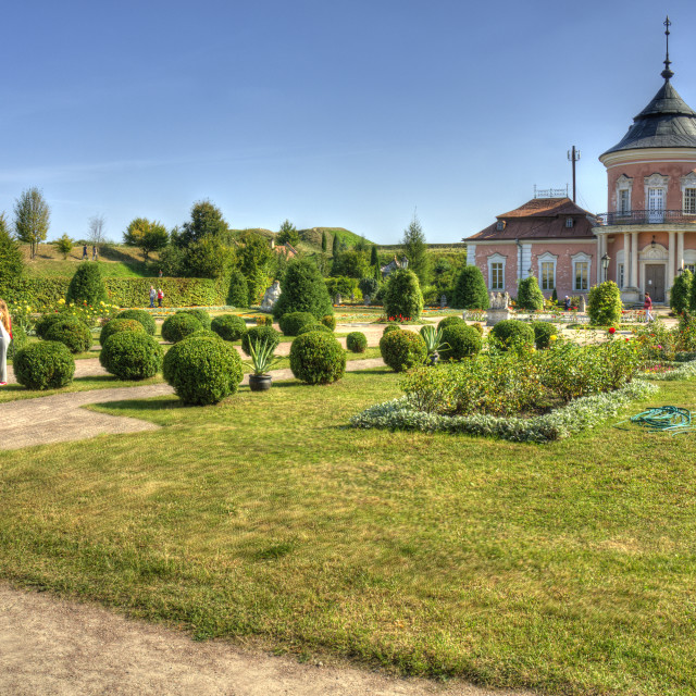 """Zolochiv Castle, Ukraine"" stock image"