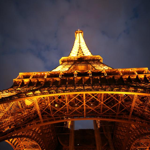 """""""Tour Eiffel"""" stock image"""