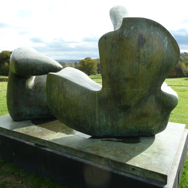 """""""Henry Moore III"""" stock image"""