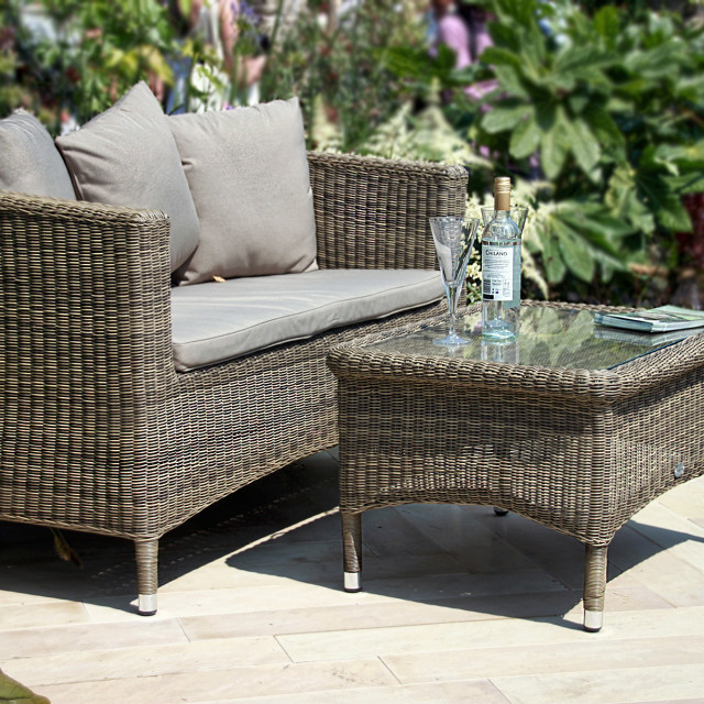 """Contemporary Patio Furniture"" stock image"