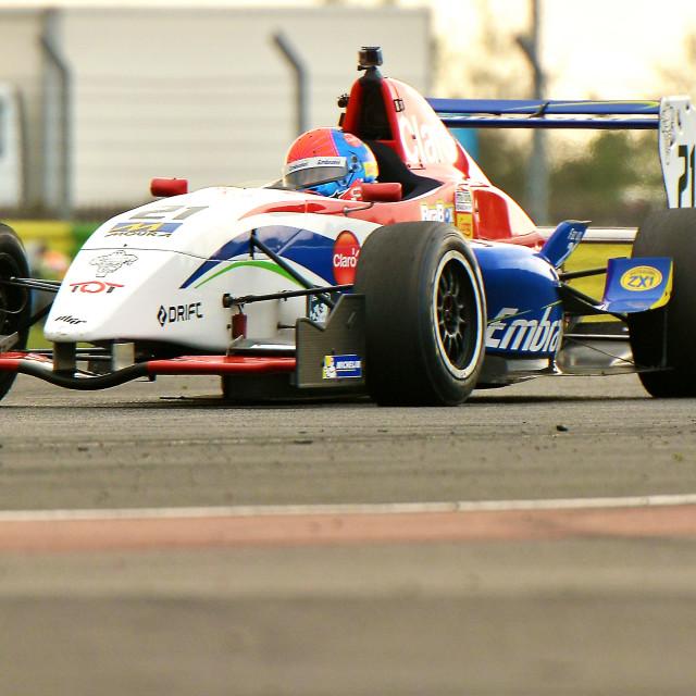 """Formula Renault-Fittpaldi"" stock image"