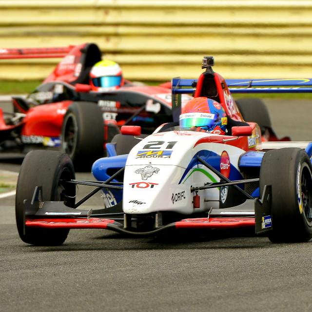 """Formula Renault-Fittipaldi"" stock image"