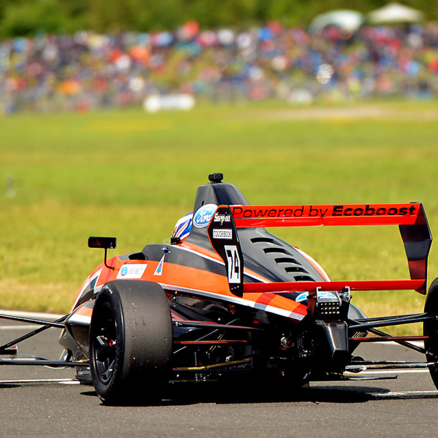 """MSA BTCC Formula Ford"" stock image"